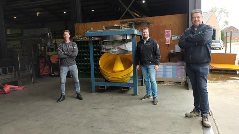 De Regt Conveyor Systems winnaar van Yara Challenge